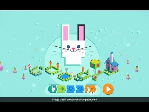 50 Years of kids coding game | Google Doodles| Games on google homepage| elgoog | have fun guys !!