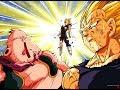 Vegito1089 Power Levels Majin Buu Saga