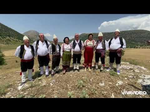 """Download Grupi Polifonik """"Bijtë e Tepelenës"""" Kënga: Manushaqe Prillit"""" Tekst: Kastriot Lamaj."""