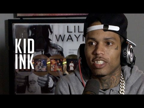 Kid Ink talks Titty Tats & Excessive weed smoke on Ebro in the Morning!