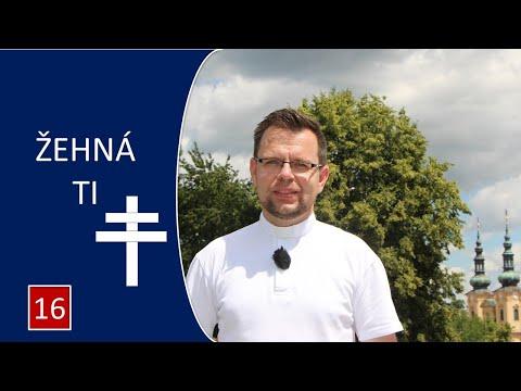 Nedělní kázání pro děti | ŽEHNÁ TI | P. Roman Vlk