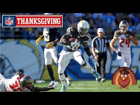 Thanksgiving Day NFL DraftKings Picks