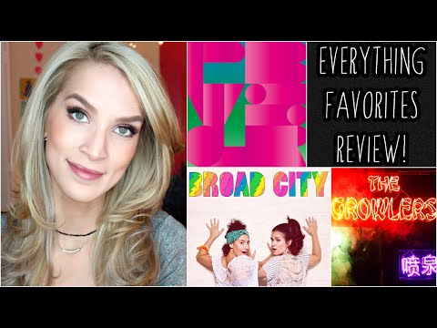 EVERYTHING Favorites Review 2014 (Movies, Podcasts, TV, Music)