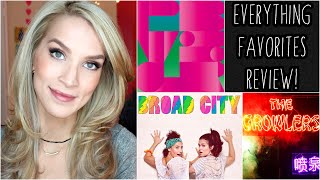 EVERYTHING Favorites Review 2014 (Movies, Podcasts, TV, Music) Thumbnail