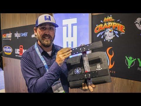 2017 ICAST - T-H Marine - Luke Dunkin