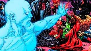 ДОКТОР МАНХЭТТЕН против ВСЕХ. ЧАСЫ СУДНОГО ДНЯ. DC COMICS #8