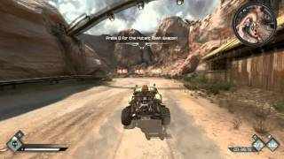 Rage - Sponsored Race Gameplay - PC - 1080p