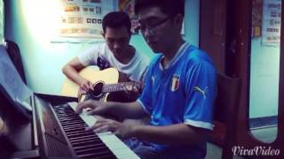 Endless love piano ft guitar