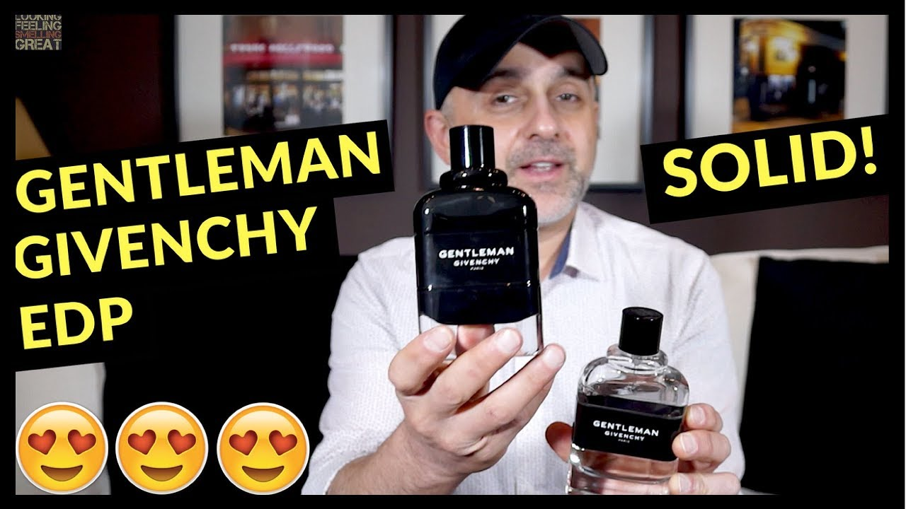 Givenchy Gentleman Givenchy Edp Review Solid Follow Up To