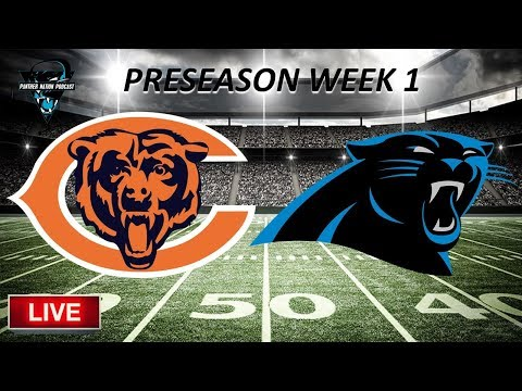 PNP: Bears Vs Panthers LIVE REACTION