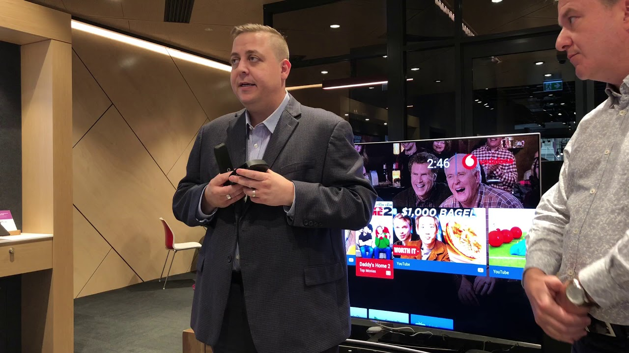 iTWire - FULL LAUNCH VIDEO: Vodafone launches new NBN plans