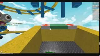 Roblox Server Spotlight: Ride a minecart through minions