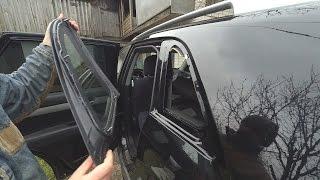 Замена бокового стекла в багажнике автомобиля Kia Sorento new(, 2015-11-28T14:38:56.000Z)