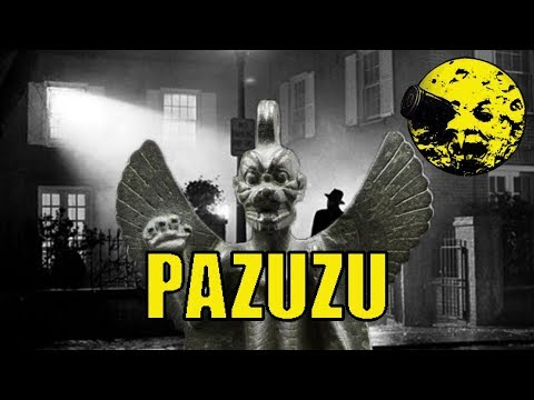 THE EXORCIST The Inspiration Behind Pazuzu
