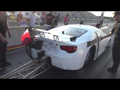 New USA Import Record 5.891@241MPH EKanooRacing's Pro Import GT86