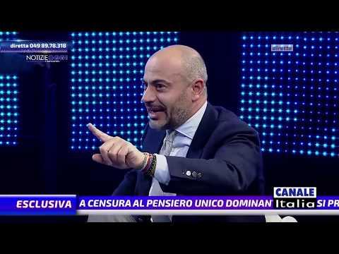 """Gianluigi Paragone: """"Hanno fatto l'Euro solo per distruggere l'economia italiana"""""""