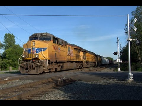 CSX in New York State: River Subdivision, Selkirk Yard and t