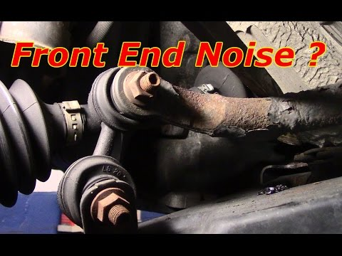 Diagnosing Front End Noise