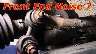Diagnosing Front End Noise