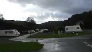 p.12 WRC WALES 2014 RiverSide Campsite Camping Touring Park Betws-y-Coed Snowdonia Wales U.K.