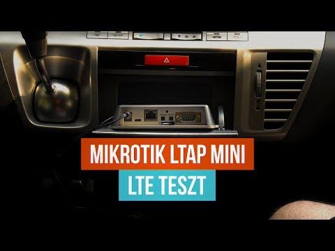 Router Board Ltap Mini 4G kit