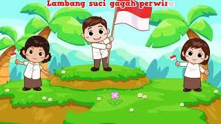 Berkibarlah Benderaku - Lagu Nasional Anak