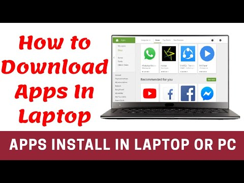 how-to-download-and-install-an-app-in-laptop-or-pc-||-laptop-or-pc-par-app-kaise-install-karte-hain