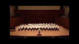 「宙船」 中島みゆきセレクション  第64回東京六大学合唱連盟定期演奏会(2015)