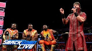 One week after The New Day earned the right to send one of its memb...