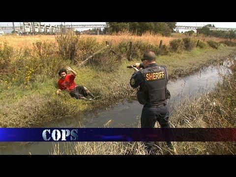 Blurped, Detective Mathew Neill, COPS TV SHOW