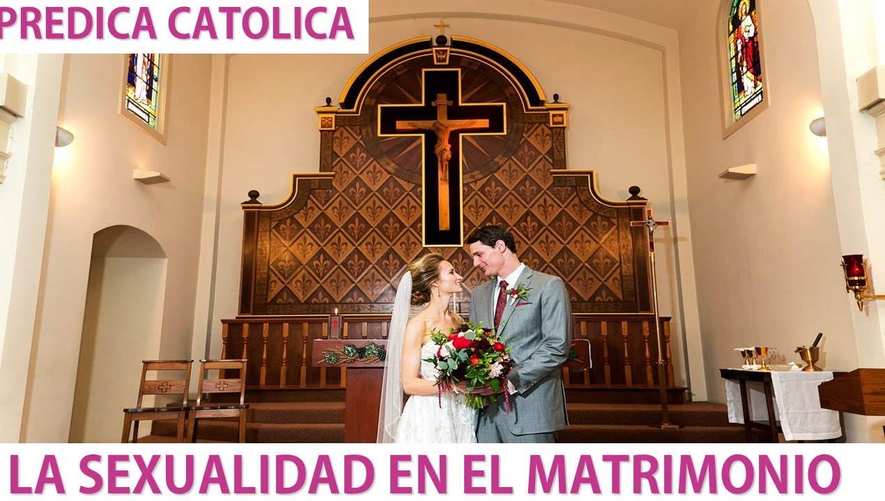 Matrimonios Catolicos Temas : La sexualidad en el matrimonio lupita venegas predicas catolicas