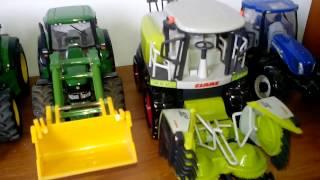 Tracteur miniature 1/32