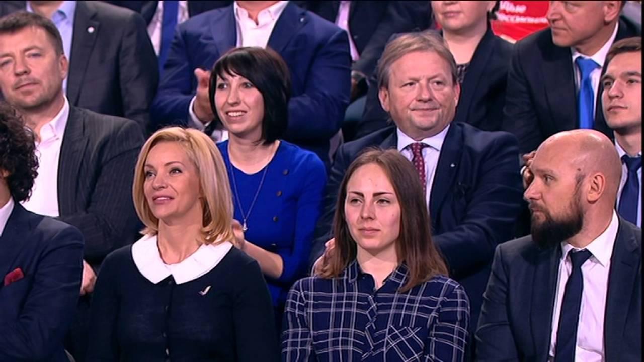 Прямая линия. Владимир Путин отвечает на вопросы детей.