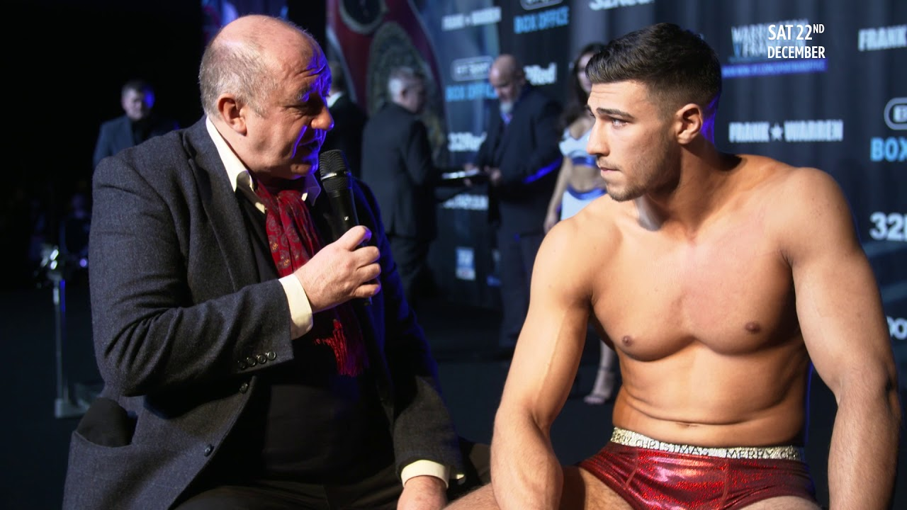 tommy fury - photo #5