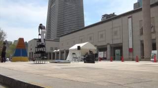 このビデオは Hiro&AGヨコハマ大道芸2017.