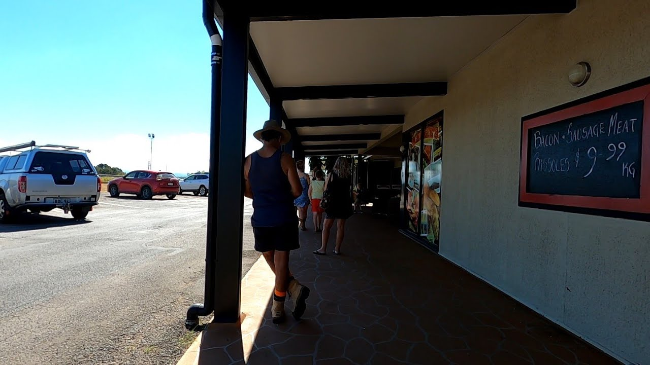 Lockdown Australien