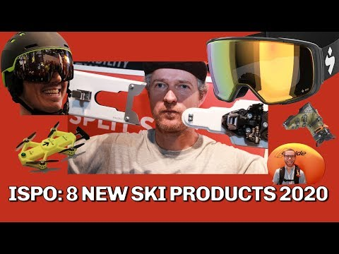 8 Best Ski Products 2020 - ISPO Preview