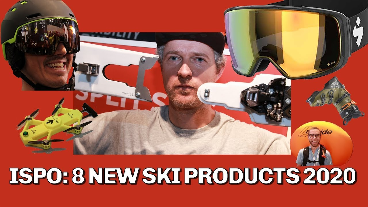 Best Products Of 2020 8 Best Ski Products 2020   ISPO preview   YouTube