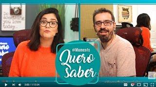 🔴🔥COMO CONSEGUIMOS VIVER DO YOUTUBE   CRÍTICAS   PROBLEMAS COM FAMOSOS   #MomentoQueroSaber