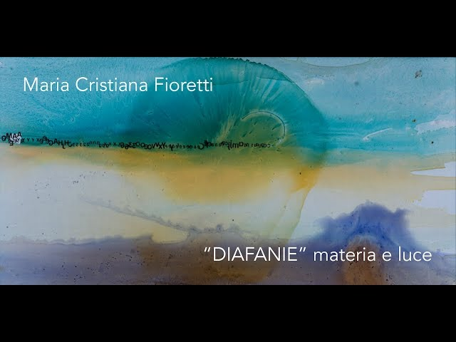 Luce e Colore tra Arte e Design | Maria Cristiana Fioretti -