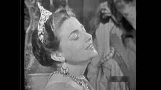 Adriana Lecouvreur Film 1955 (Marcella Pobbe, Fedora Barbieri. Nicola Filacuridi)