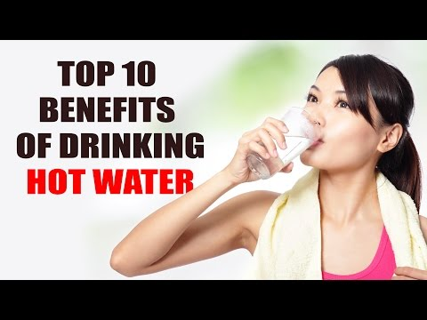 10 Benefits of Drinking Hot Water that No One Told You About!