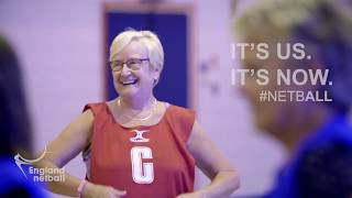 It's Us. It's Now. | Impact of the Commonwealth Games on netball