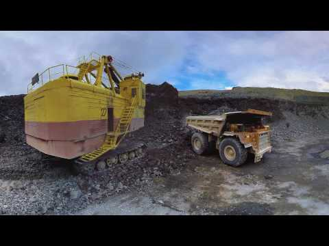 360 VR VIDEO ALROSA | The journey of the diamond