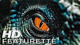 JURASSIC WORLD 2 Featurette Deutsch Untertitelt (2018)