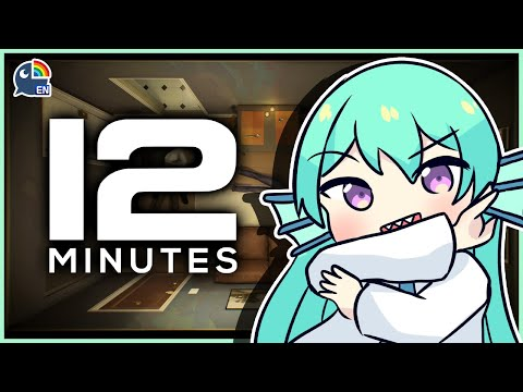 【12 MINUTES】 EL PSY CONGROO 【NIJISANJI EN   Finana Ryugu】 「LazuLight」