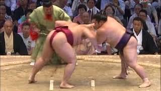 Июльский турнир по сумо 2014 года, 04-06 дни Hагоя Басё Nagoya Basho