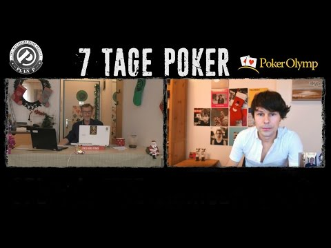 Von Prag bis Zickenkrieg I 7 Tage Poker (16.12.2016) from YouTube · High Definition · Duration:  11 minutes 59 seconds  · 525 views · uploaded on 16/12/2016 · uploaded by Plan P - The Independent Poker Project
