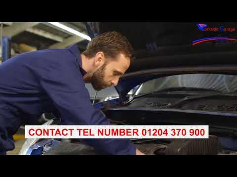 Parkside Garage Bolton - Fully Trained Staff