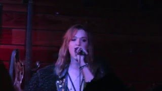 Thee Rock N Roll Residency featuring Lzzy Hale - I Hate Myself For Loving You  May 10 2016 Nashville